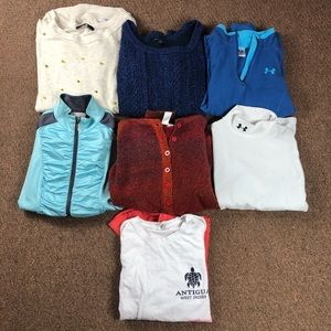 Small sweater lot